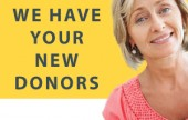 We have your new donors