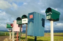 direct mail appeals