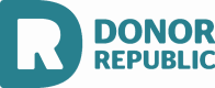 Donor Republic_Logo_HR (Blue) Horizontal (1) small 196X80